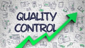 writing with quality control